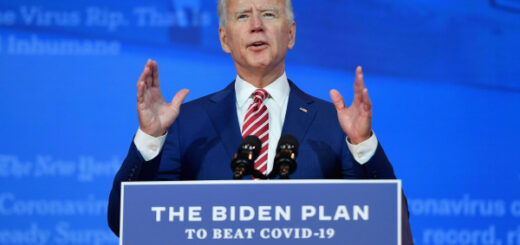 Biden inaugurated as 46th US President